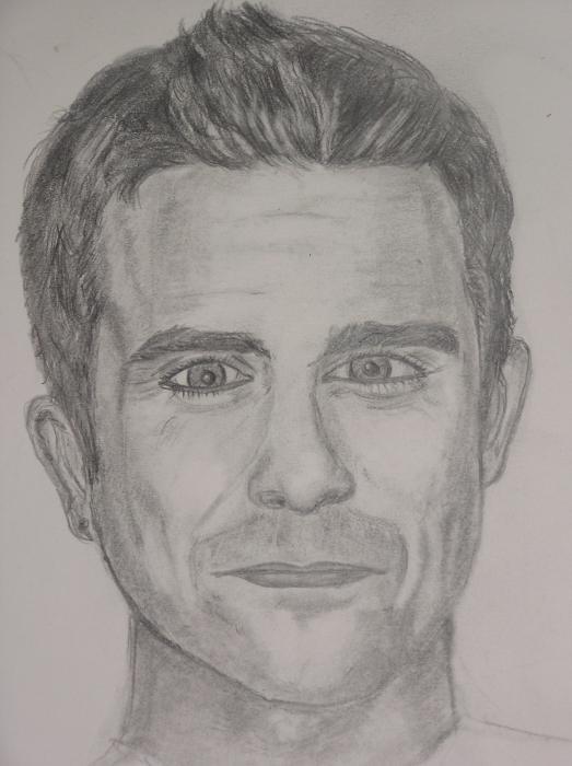 Robbie Williams par Shantja